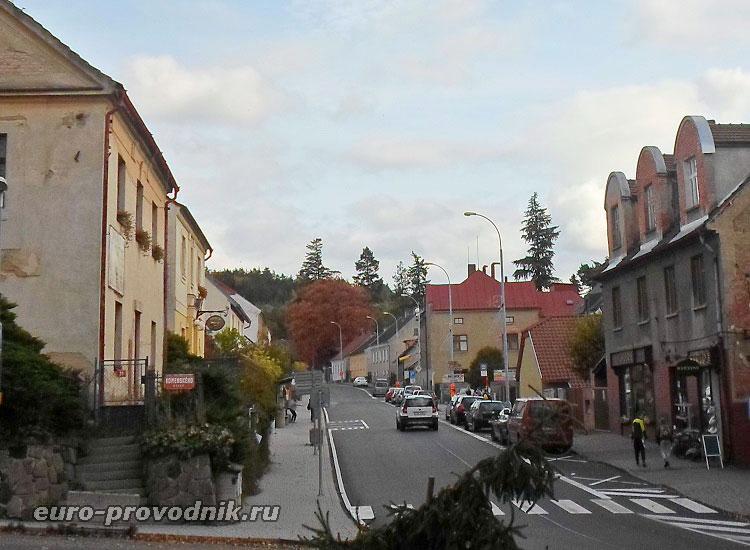Чешская провинция