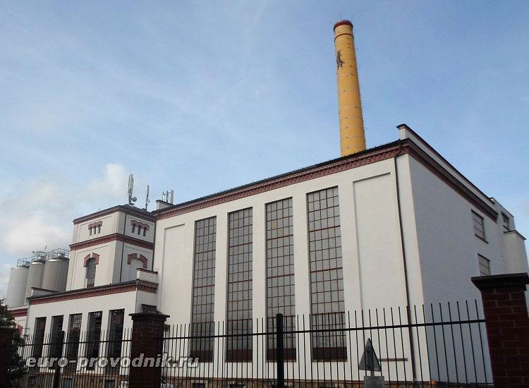 Производственное здание пивоварни