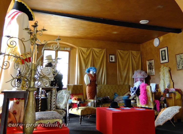 Выставка исторического костюма