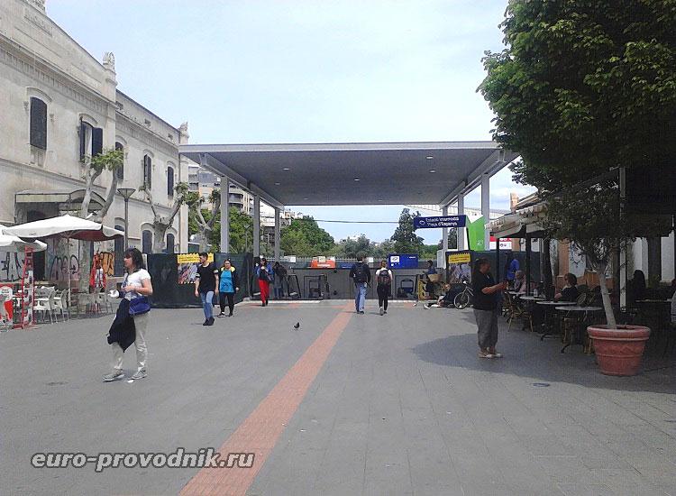 Главный вокзал Intermodal
