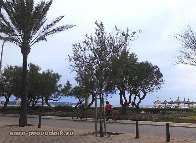 Велотур по острову