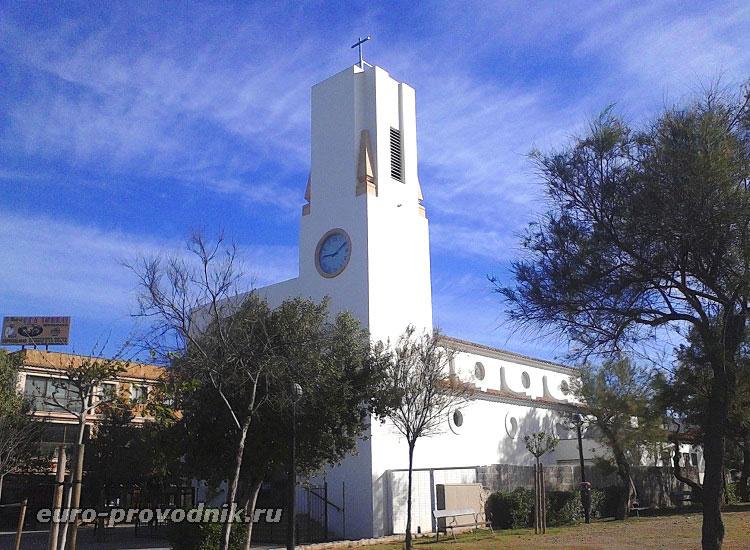 Церковь в Can Pastilla
