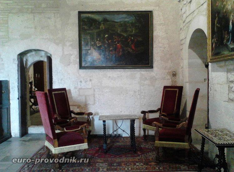 Кабинет в музее Альмудайна