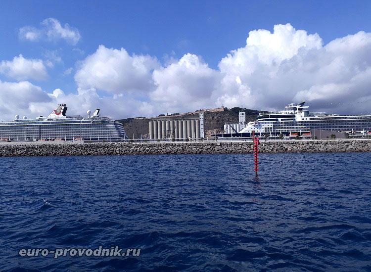 Портовые терминалы
