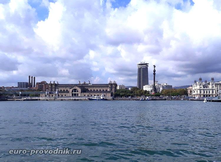 Морская Барселона