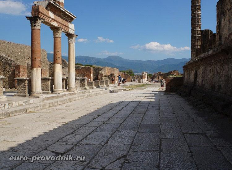 Археологический музей Помпеи