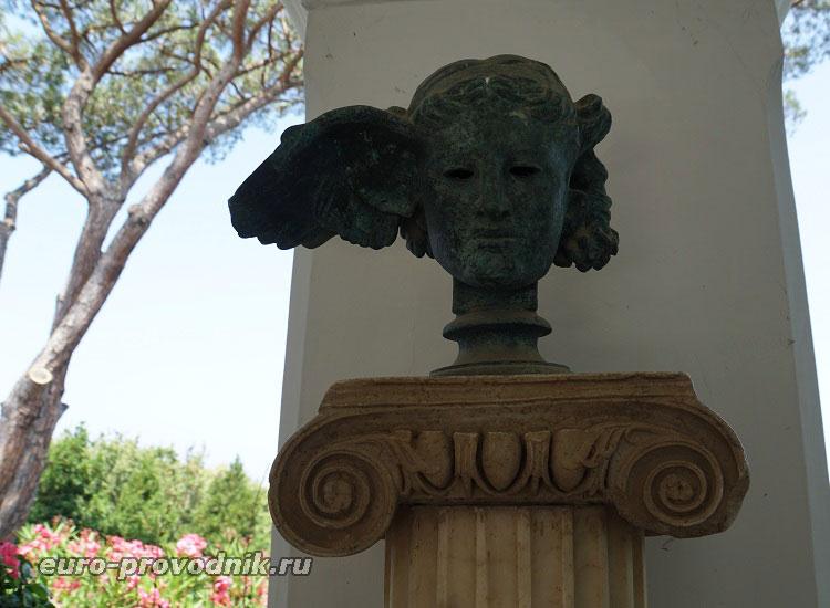 Скульптурное наследие