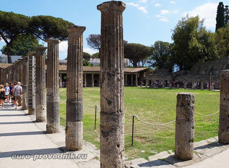 Помпеи - музей под открытым небом