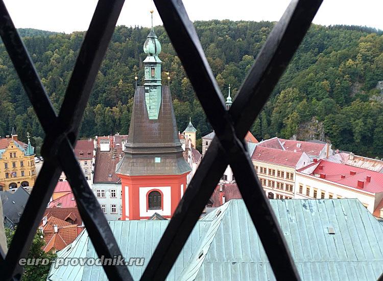 Башня в объективе