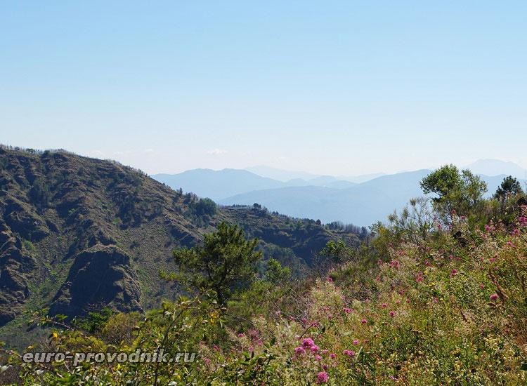 Национальный парк Везувий