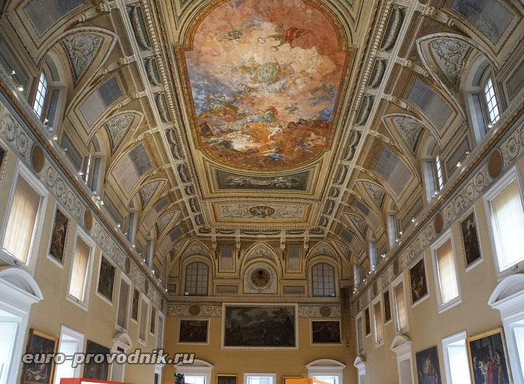 Дворец - Архитектурный музей