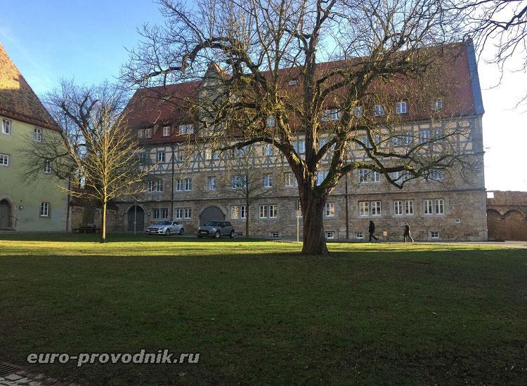 Декабрь в Ротенбурге на Таубере