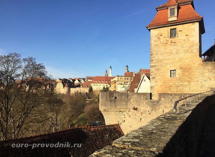 Ротенбургская крепость