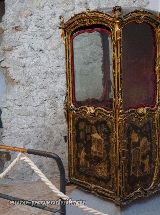 Экспонат музея епархии