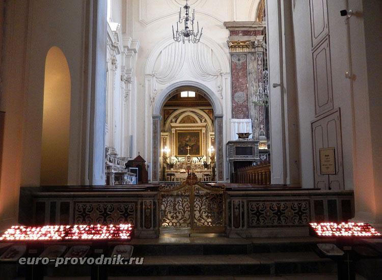 Капелла собора