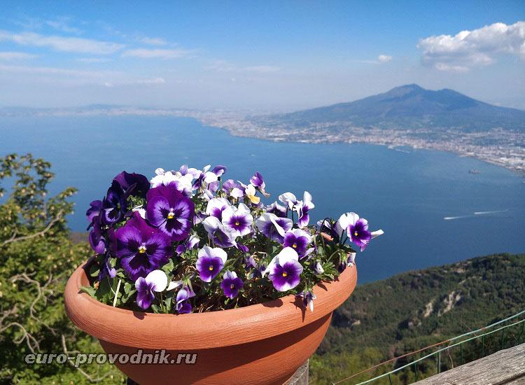 Красоты Неаполитанского побережья