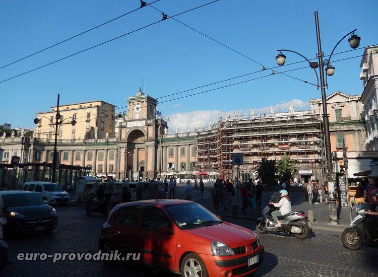Площадь Данте