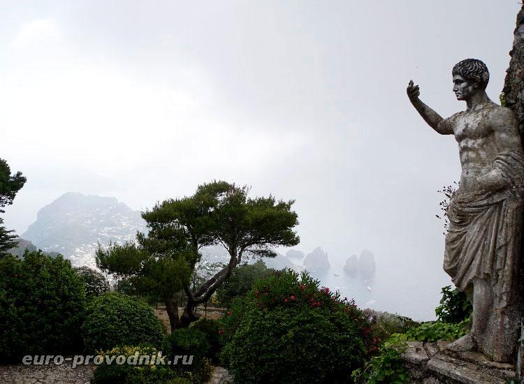 Монте Соларо на Капри