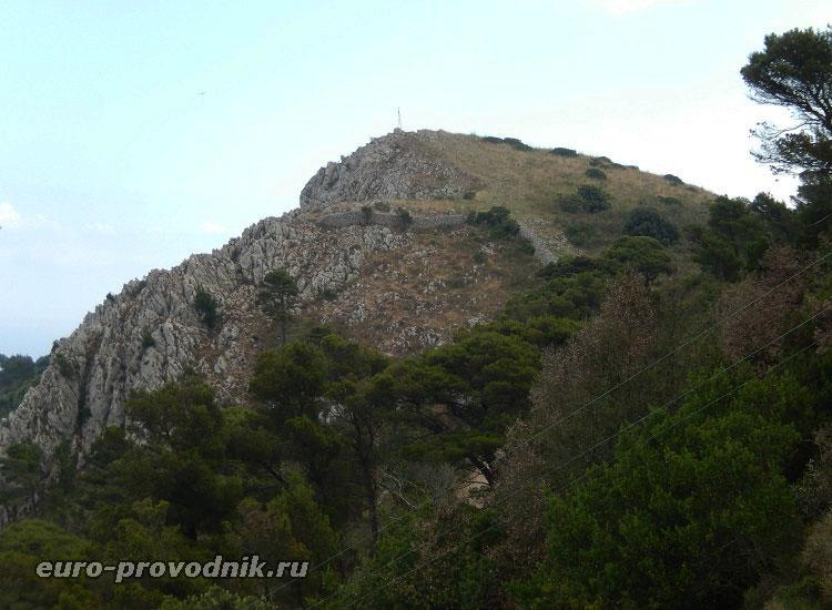 Вершина Монте Соларо