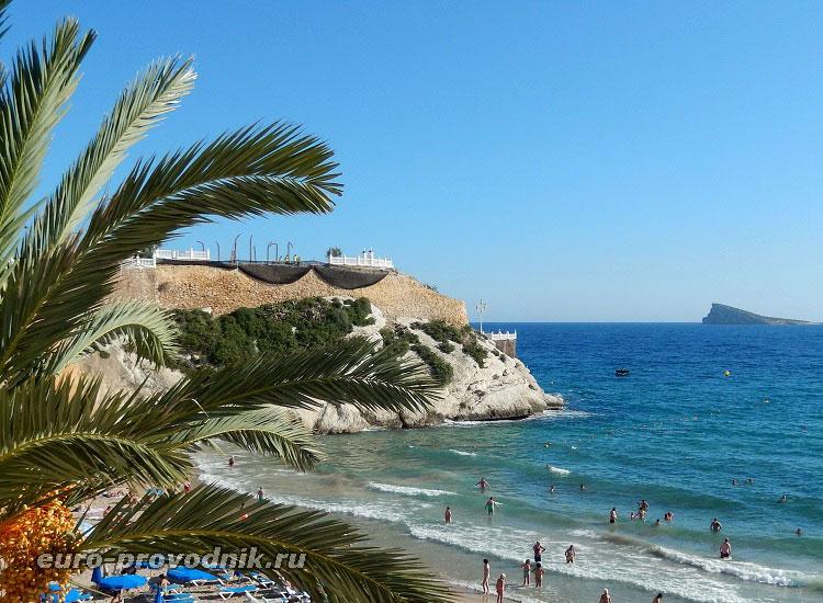 Скала с Балконом Средиземноморья
