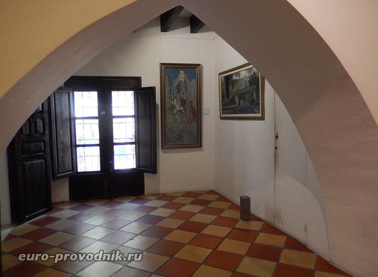 Дом семьи Ордунья