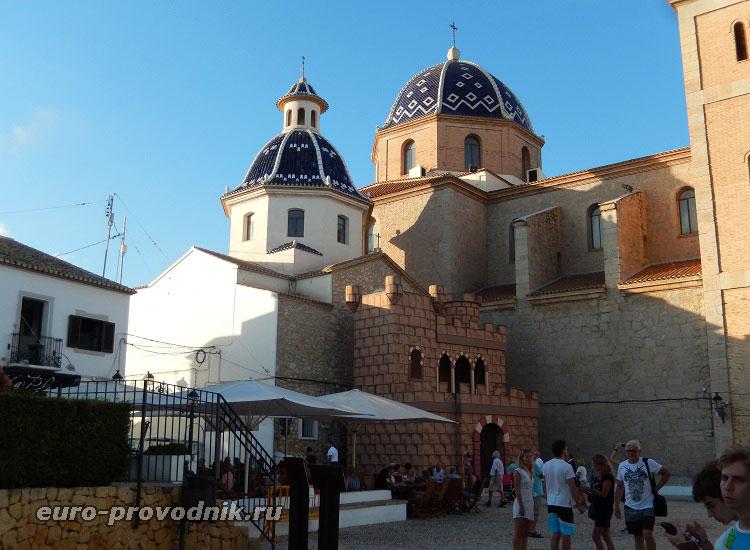 Церковь - символ города