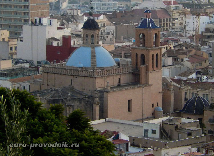 Вид на собор Св.Николая