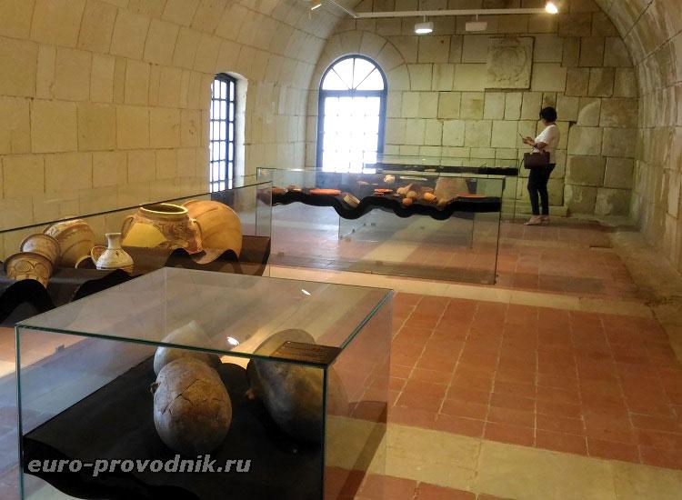 Выставка в крепости