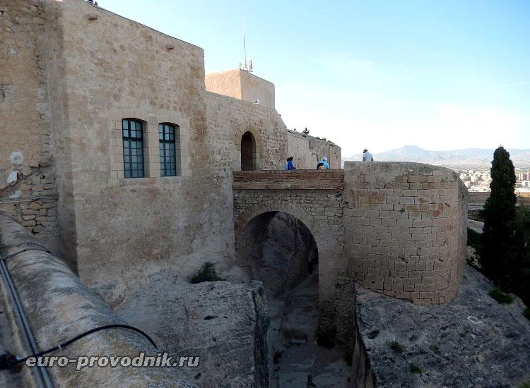 Сохранившиеся здания