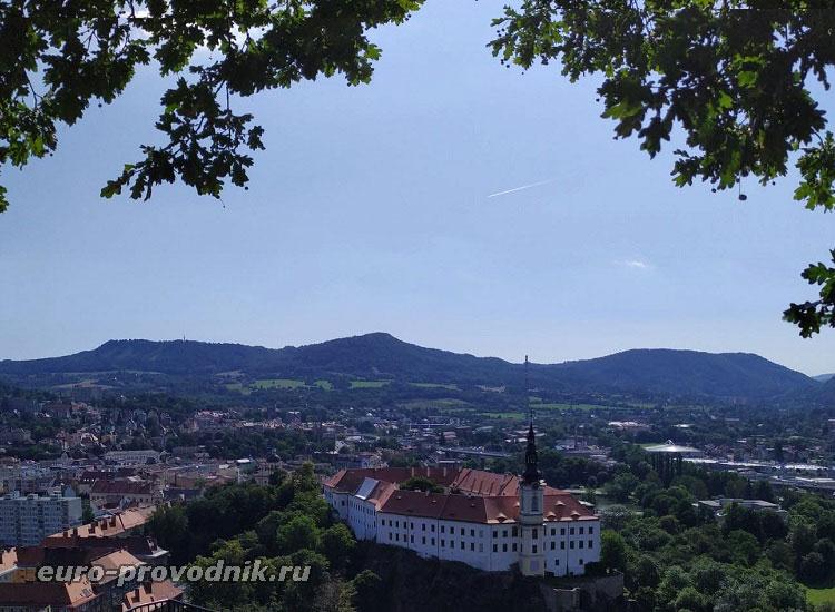 Děčín - северный город Чехии
