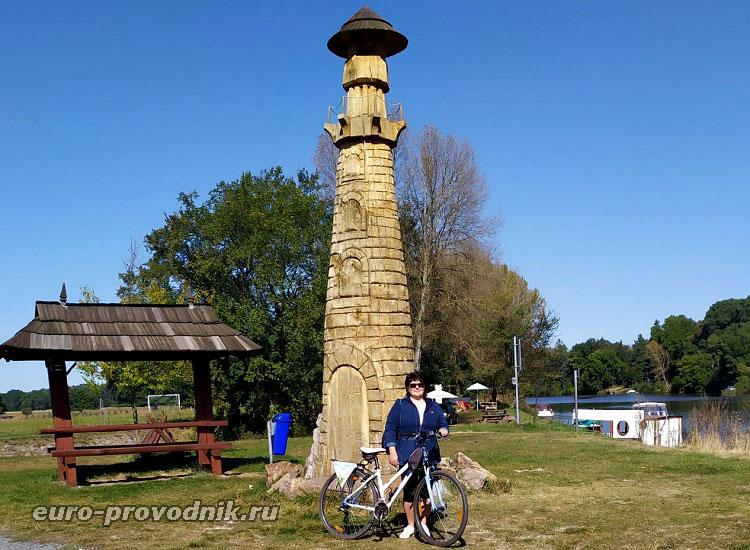 Велосипедная практика