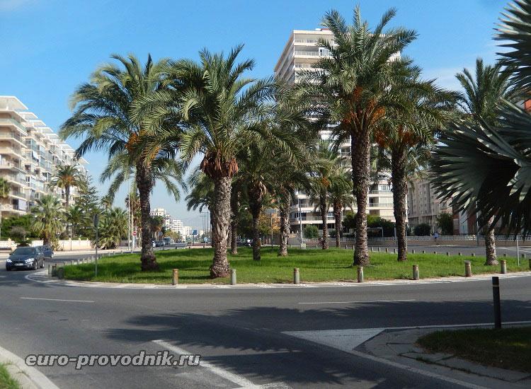 Plaza la Coruna