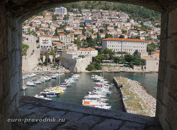 Окно Хорватии